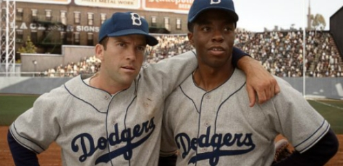The film version of my favorite moment in baseball history.